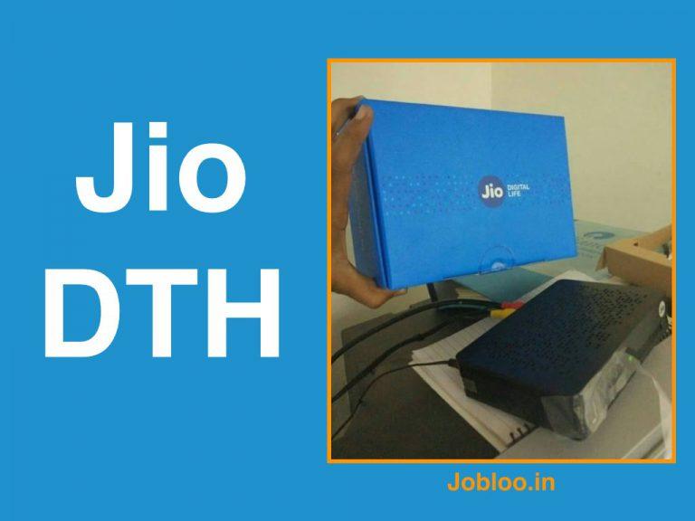 Jio DTH Login