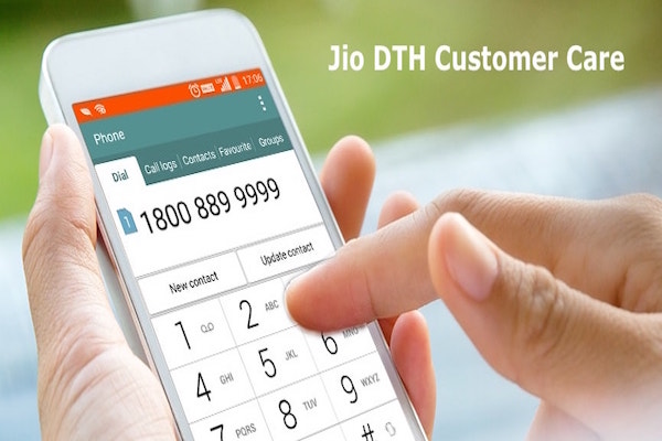 jio customer care number chahiye
