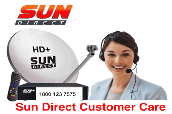 Sun Direct Customer Care Contact