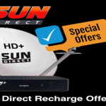 Sun Direct Recharge offers