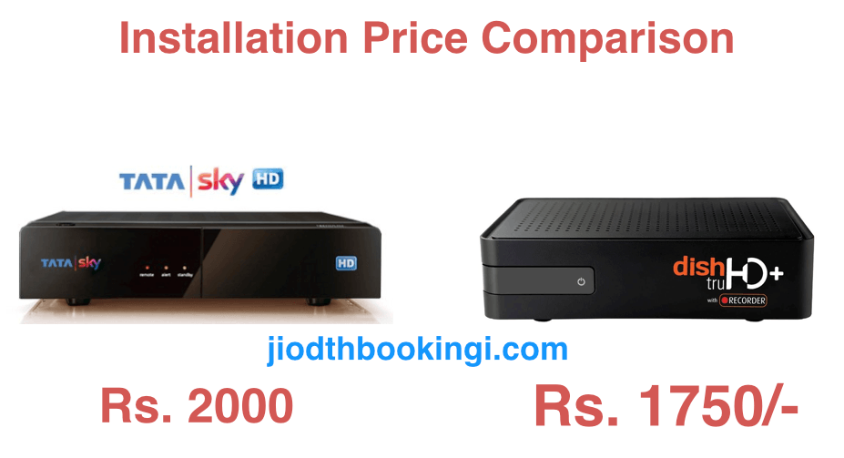 Comparison tata sky vs dish tv plans for price channel - Can you get sky box office on sky go ...
