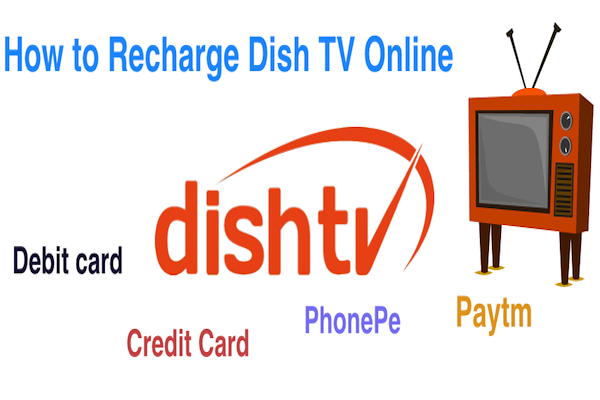 Dish tv recharge online discount coupons