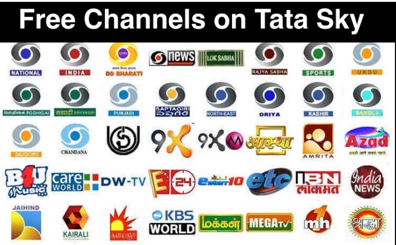 How To Watch Free Channels On Tata Sky True Or False