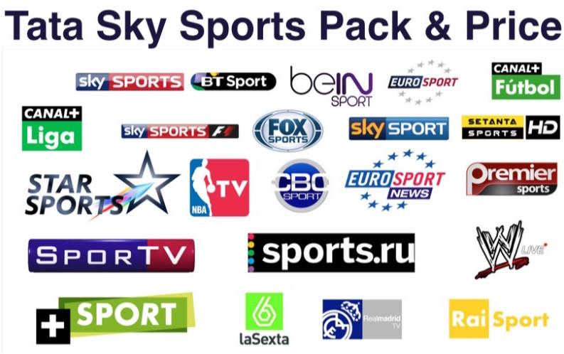 Tata Sky Sports Package