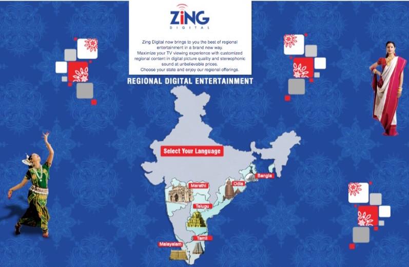 Zing Digital Packages