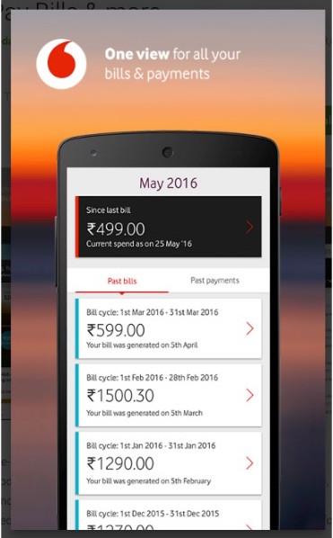 Check Vodafone Net Balance
