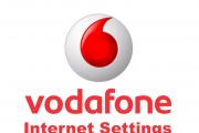 Vodafone Internet Settings