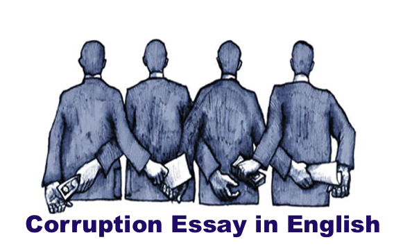 Corruption Essay in English