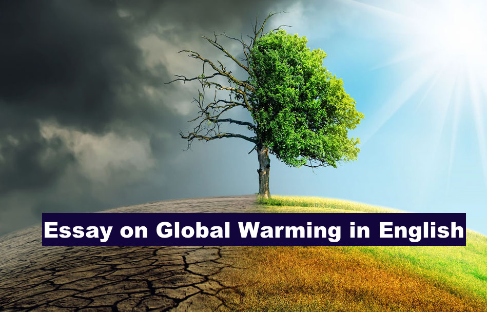 Essay on Global Warming in English