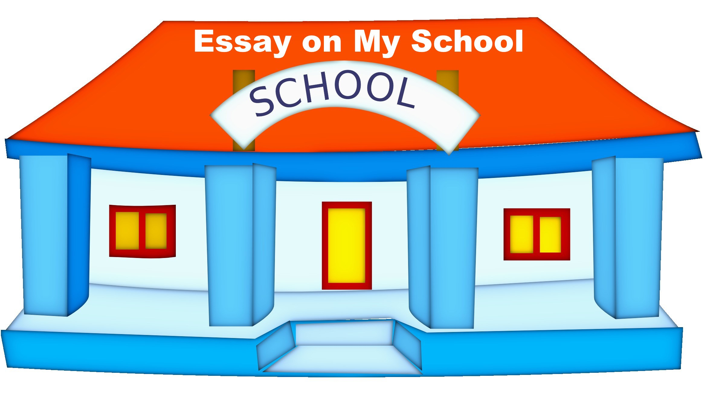 Essay on My School in English (1)