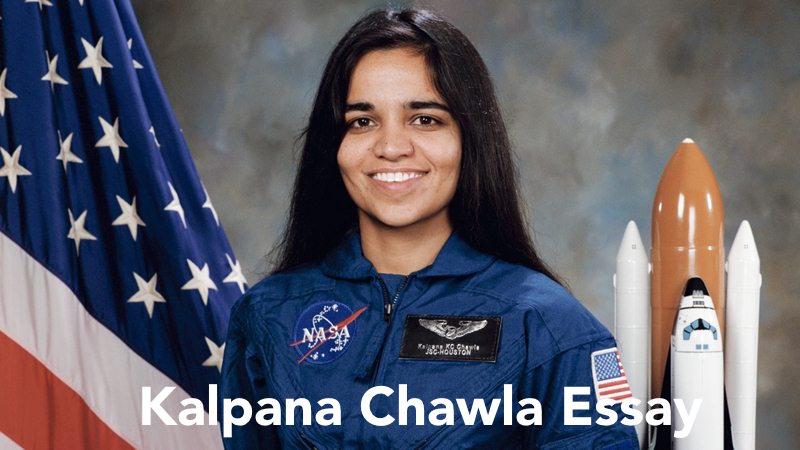 Kalpana Chawla essay