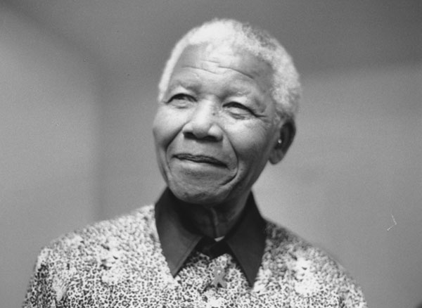 Nelson Mandela essay