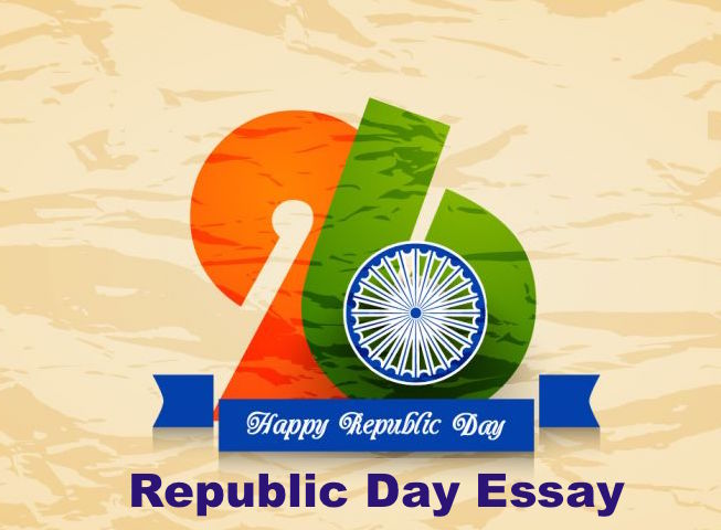 Republic Day Essay in English For Children 🎓 26 January 2018