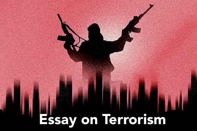 Cause and effect of terrorism - Words | Essay Example