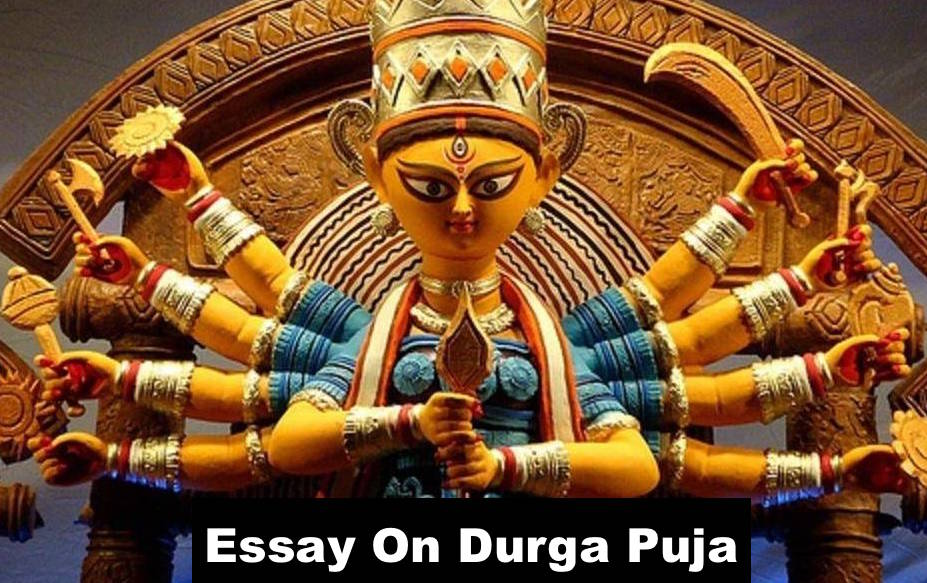 Essay on Durga Puja