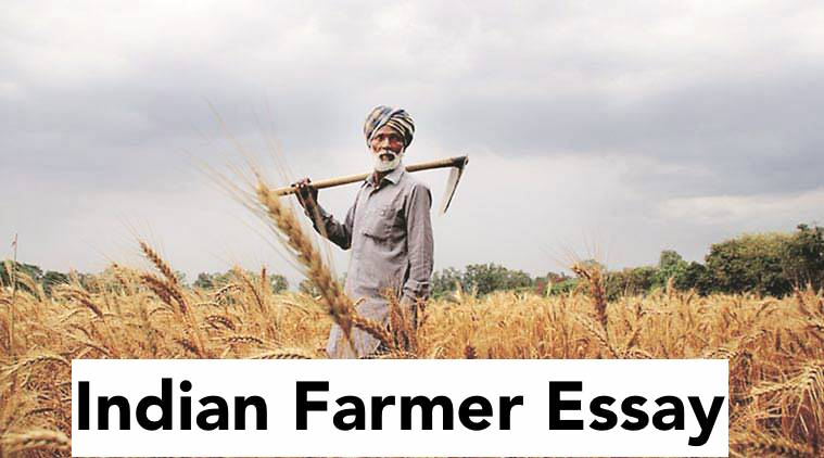 Indian Farmer Essay