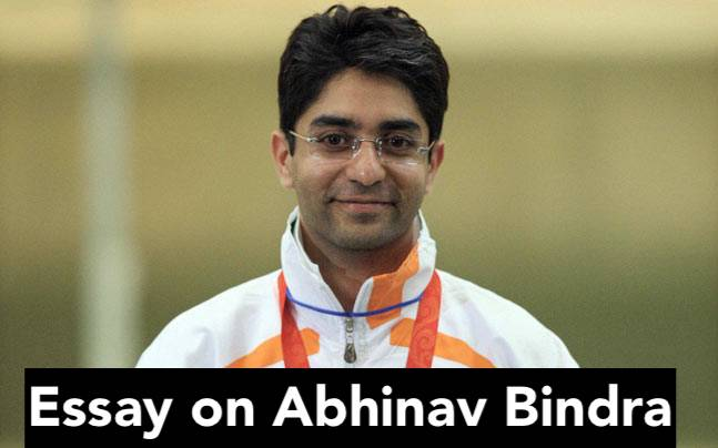 Essay on Abhinav Bindra