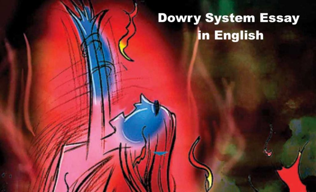 Dowry System Essay in English