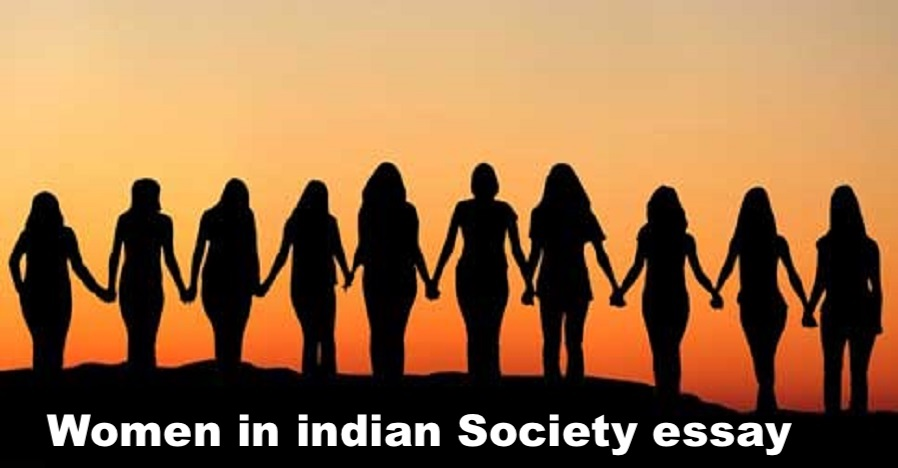 Women in indian Society essay