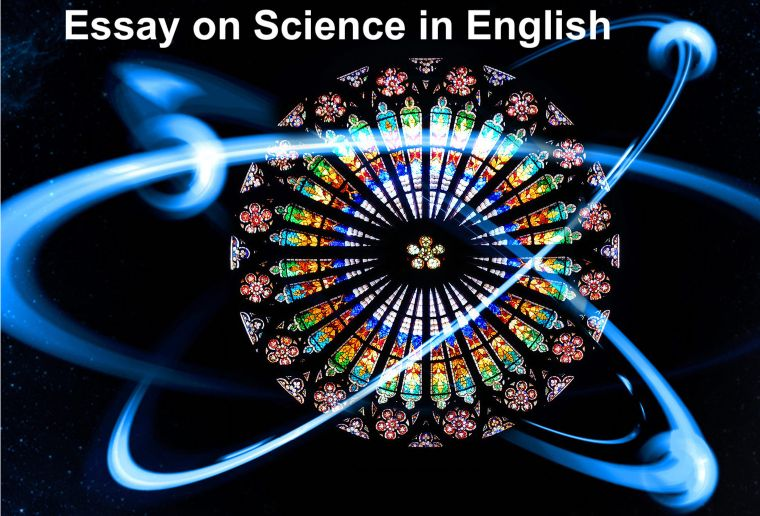 Essay on Science in english