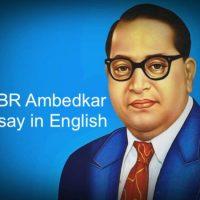 Dr Bhim Rao Ambedkar Essay in English