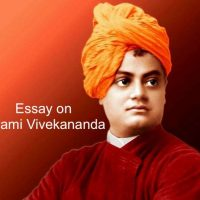 Essay on Swami Vivekananda