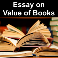 Essay on Value of Books