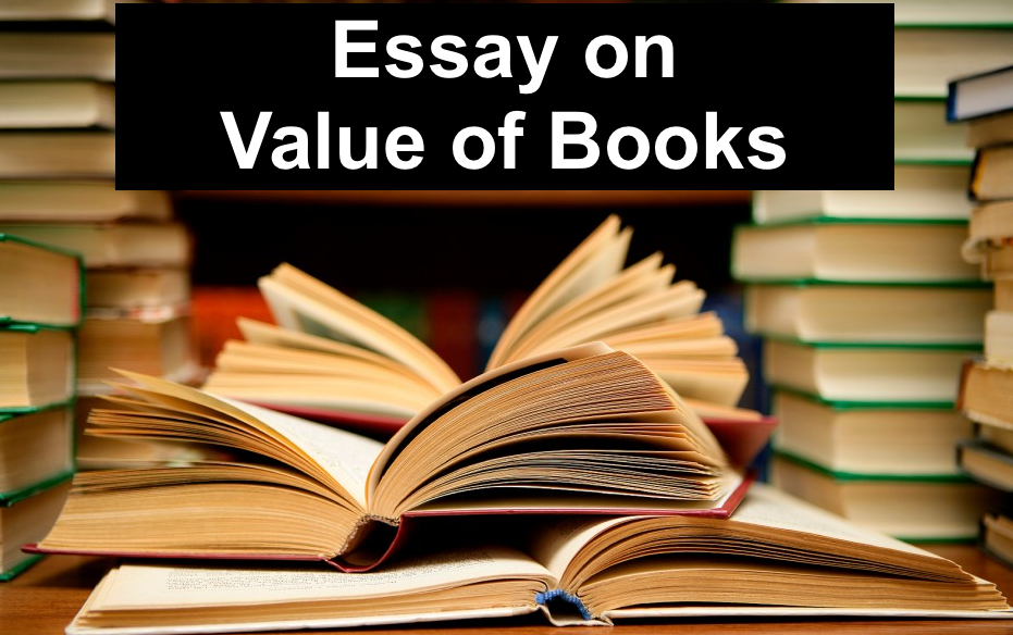 Essay on Value of Books