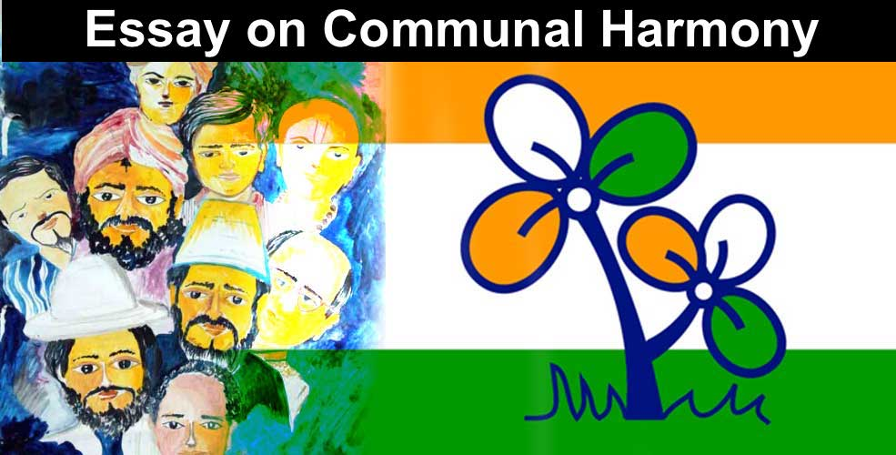 Essay on Communal Harmony