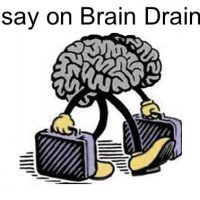 Essay on Brain Drain