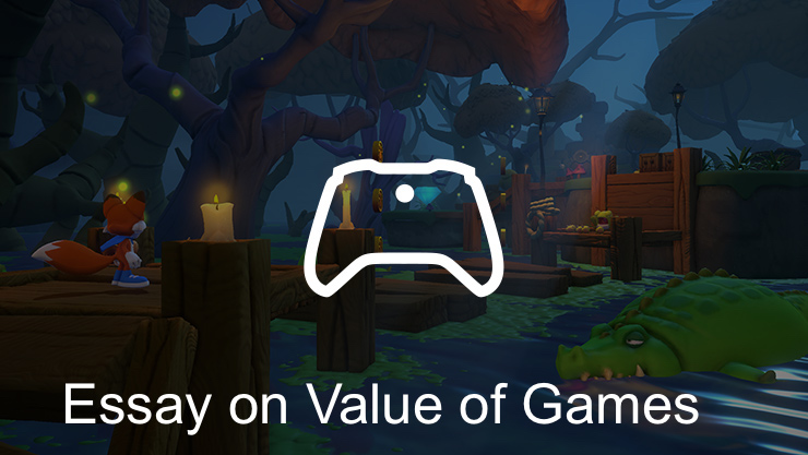 Essay on Essay on Value of Games
