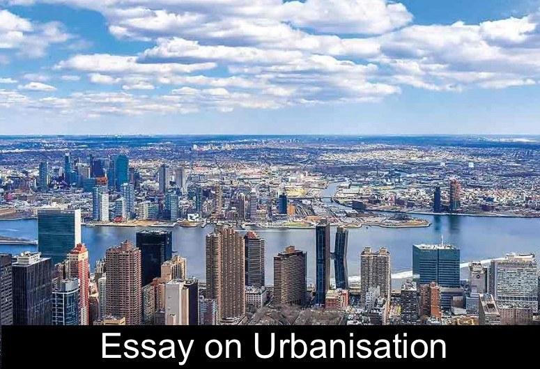 essay-Urbanisation