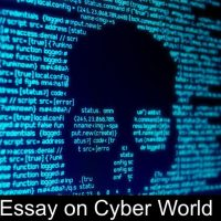 Essay on Charms and Challenges of Cyber World