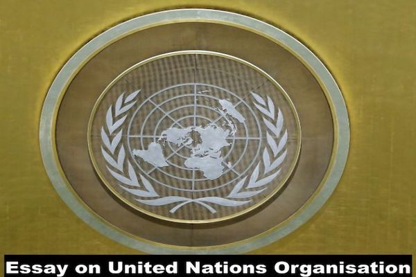 Essay on United Nations Organisation